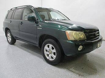 2003 Toyota Highlander for sale at Action Automotive Service LLC in Hudson NY