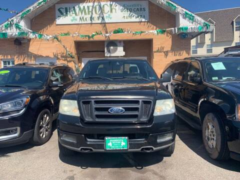 2004 Ford F-150 for sale at Park Avenue Auto Lot Inc in Linden NJ