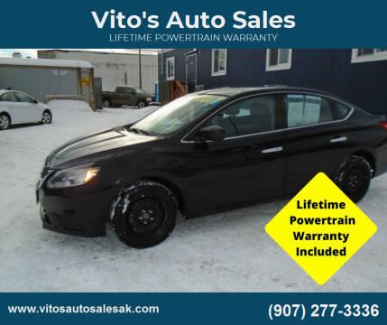2017 Nissan Sentra for sale at Vito's Auto Sales in Anchorage AK