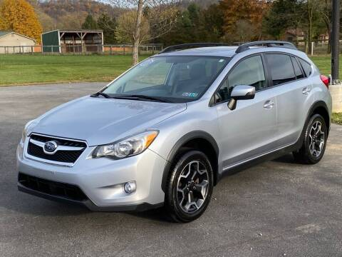 2015 Subaru XV Crosstrek for sale at Alexandria Auto Mart LLC in Alexandria PA