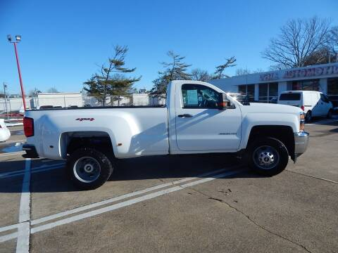 2015 Chevrolet Silverado 3500HD for sale at Vail Automotive in Norfolk VA