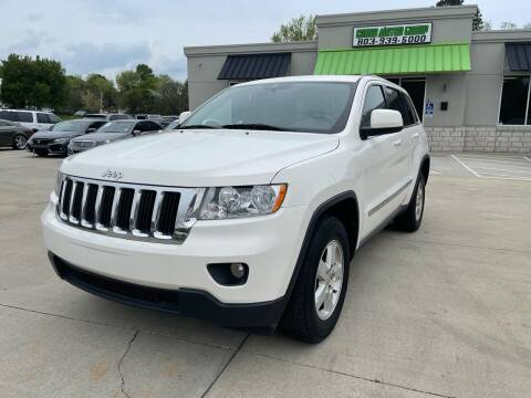 2012 Jeep Grand Cherokee for sale at Cross Motor Group in Rock Hill SC