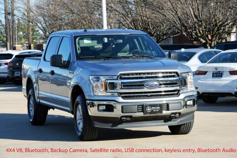 2020 Ford F-150 for sale at Silver Star Motorcars in Dallas TX