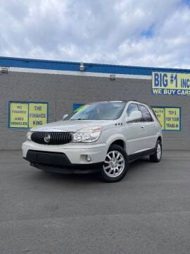 2007 Buick Rendezvous for sale at BIG #1 INC in Brownstown MI