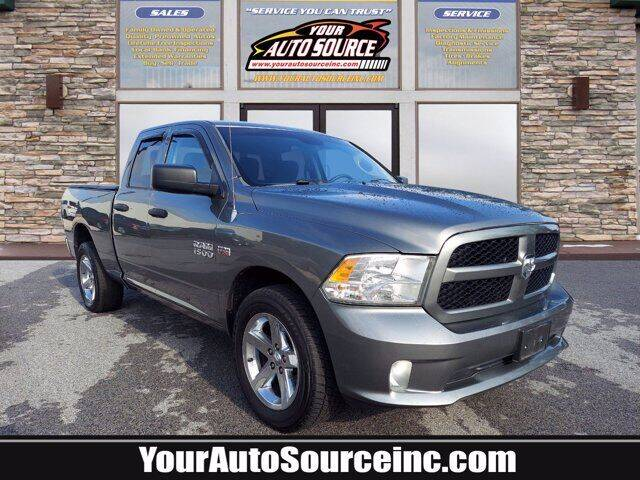 2013 RAM Ram Pickup 1500 for sale at Your Auto Source in York PA