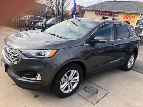 2020 Ford Edge for sale at DYNAMIC CARS in Baltimore MD