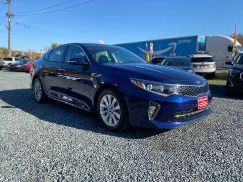 2018 Kia Optima for sale at A&M Auto Sales in Edgewood MD