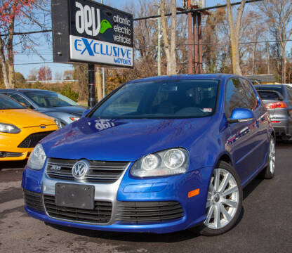2008 Volkswagen R32 for sale at EXCLUSIVE MOTORS in Virginia Beach VA