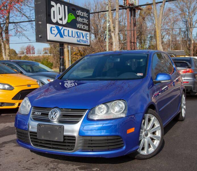 2008 Volkswagen R32 for sale at EXCLUSIVE MOTORS in Virginia Beach VA