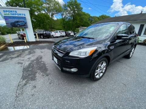 2013 Ford Escape for sale at Sports & Imports in Pasadena MD