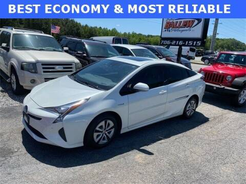 2016 Toyota Prius for sale at Billy Ballew Motorsports in Dawsonville GA