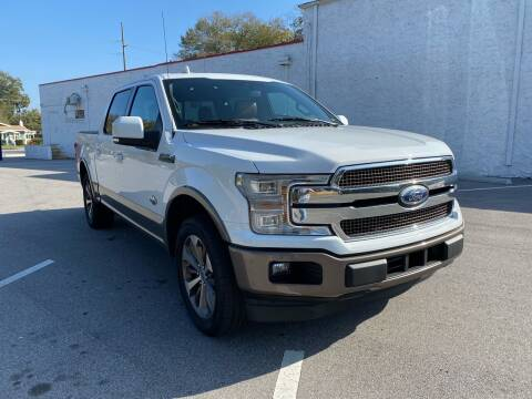 2019 Ford F-150 for sale at LUXURY AUTO MALL in Tampa FL