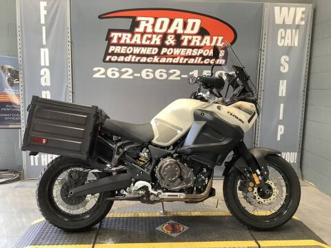 2017 Yamaha Super Tenere for sale at Road Track and Trail in Big Bend WI