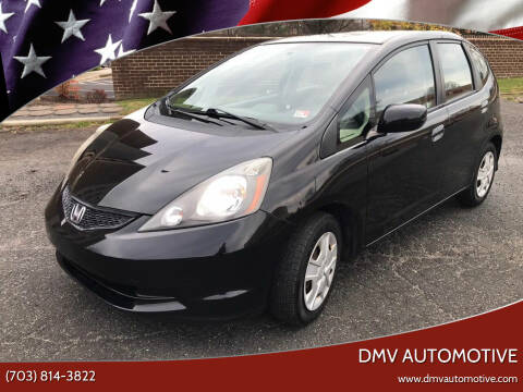 2012 Honda Fit for sale at DMV Automotive in Falls Church VA