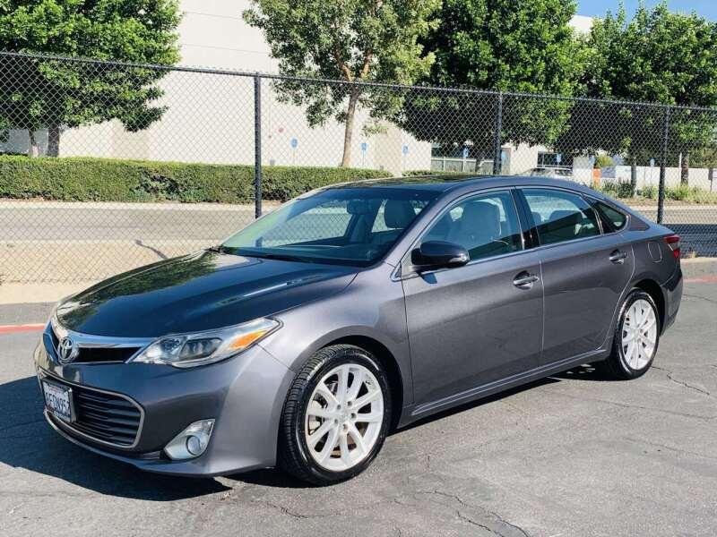 2015 Toyota Avalon for sale at CARLIFORNIA AUTO WHOLESALE in San Bernardino CA