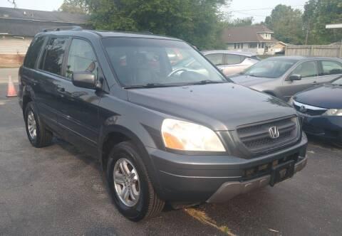 2005 Honda Pilot for sale at I Car Motors in Joliet IL