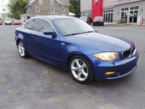 2009 BMW 1 Series for sale at Jeff D'Ambrosio Auto Group in Downingtown PA