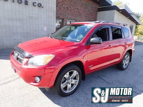 2012 Toyota RAV4 for sale at S & J Motor Co Inc. in Merrimack NH