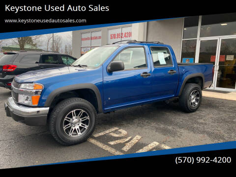 2006 Chevrolet Colorado for sale at Keystone Used Auto Sales in Brodheadsville PA