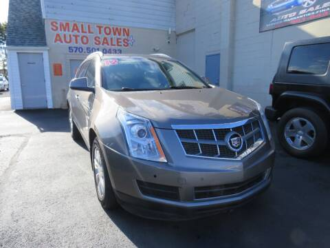 2012 Cadillac SRX for sale at Small Town Auto Sales in Hazleton PA