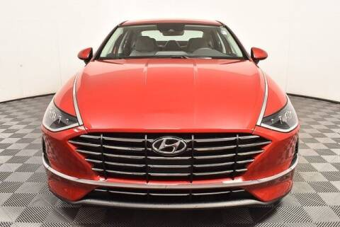 2020 Hyundai Sonata for sale at Southern Auto Solutions - Georgia Car Finder - Southern Auto Solutions-Jim Ellis Hyundai in Marietta GA