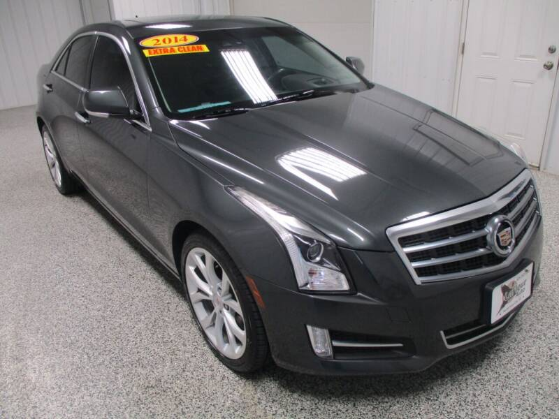 2014 Cadillac ATS for sale at LaFleur Auto Sales in North Sioux City SD