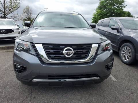 2018 Nissan Pathfinder for sale at Southern Auto Solutions - Acura Carland in Marietta GA