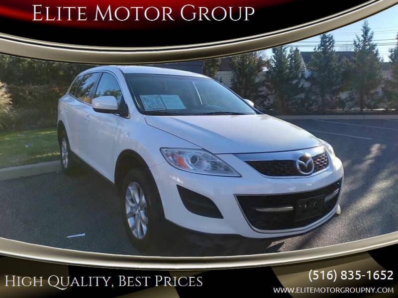 2011 Mazda CX-9 for sale at Elite Motor Group in Farmingdale NY