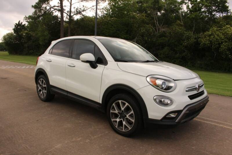 2016 FIAT 500X for sale at Clear Lake Auto World in League City TX