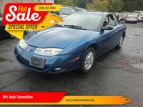 2002 Saturn S-Series for sale at JR's Auto Connection in Hudson NH