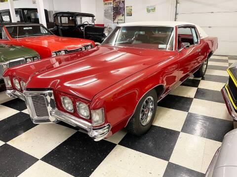 1969 Pontiac Grand Prix for sale at AB Classics in Malone NY
