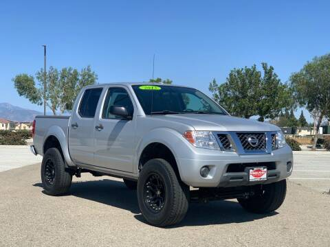 2013 Nissan Frontier for sale at Esquivel Auto Depot in Rialto CA