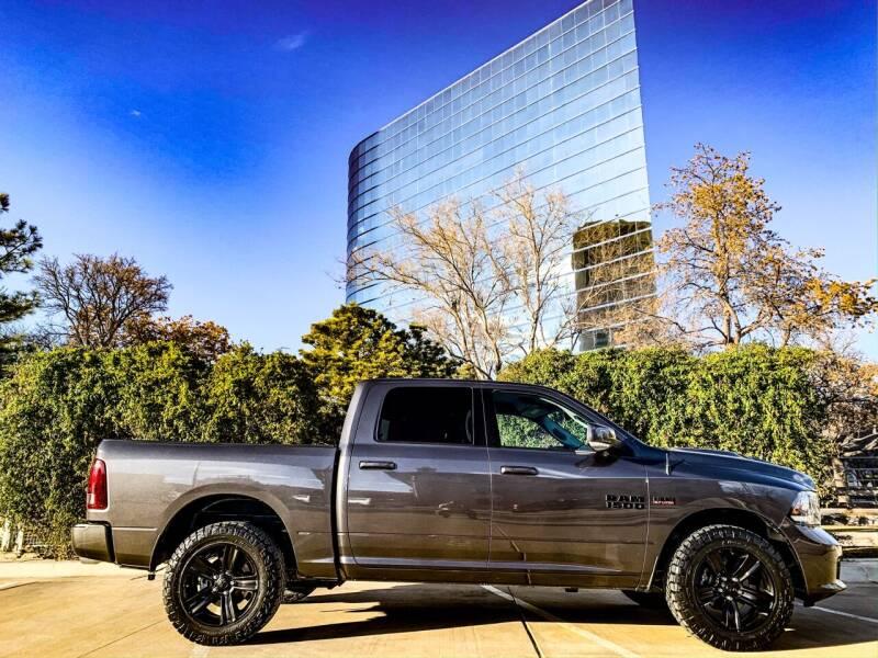 2017 RAM Ram Pickup 1500 for sale at Mickdiesel Motorplex in Amarillo TX