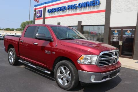2014 RAM Ram Pickup 1500 for sale at Ultimate Auto Deals DBA Hernandez Auto Connection in Fort Wayne IN