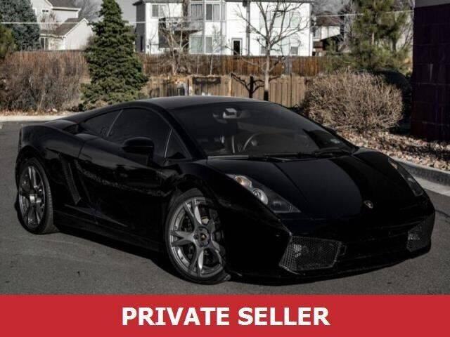 2007 Lamborghini Gallardo for sale at US 24 Auto Group in Redford MI