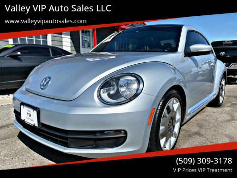 2016 Volkswagen Beetle for sale at Valley VIP Auto Sales LLC in Spokane Valley WA
