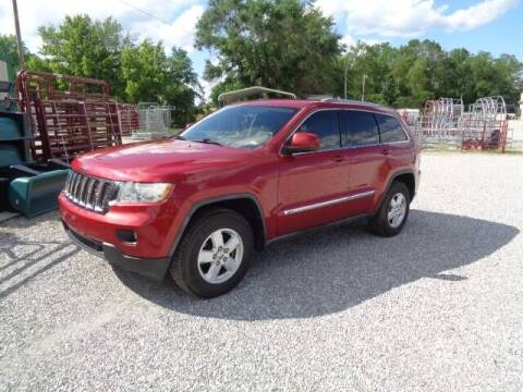 2011 Jeep Grand Cherokee for sale at Rod's Auto Sales in Houston MO