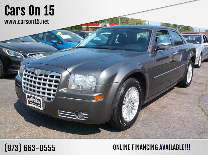 2010 Chrysler 300 for sale at Cars On 15 in Lake Hopatcong NJ