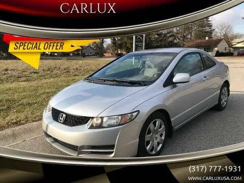 2010 Honda Civic for sale at CARLUX in Fortville IN