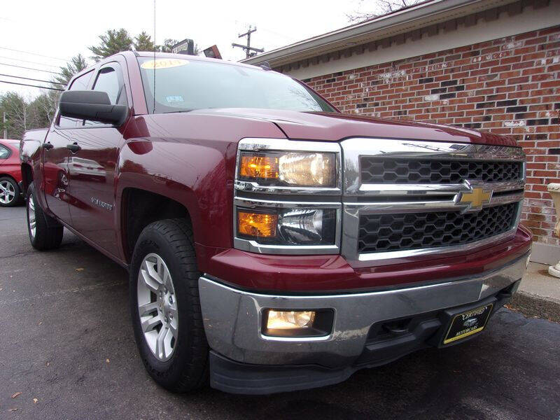 2014 Chevrolet Silverado 1500 for sale at Certified Motorcars LLC in Franklin NH