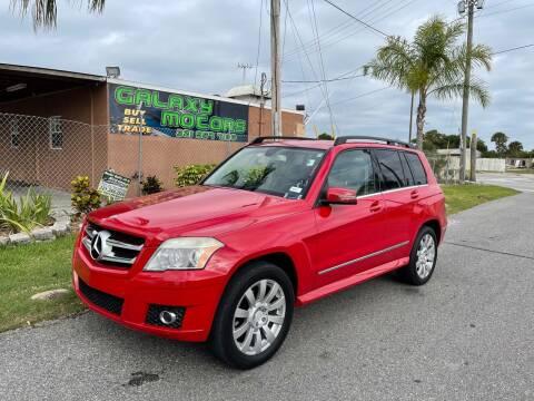 2010 Mercedes-Benz GLK for sale at Galaxy Motors Inc in Melbourne FL