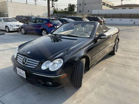 2004 Mercedes-Benz CLK for sale at Hunter's Auto Inc in North Hollywood CA