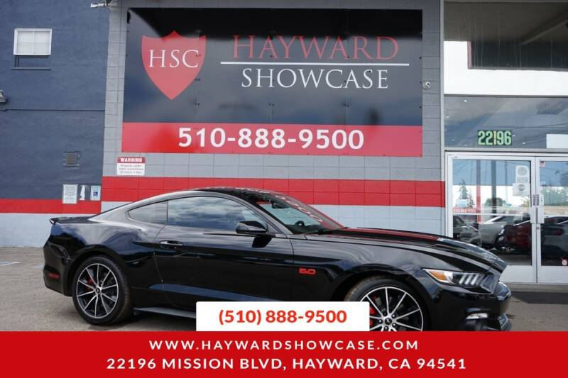 2017 Ford Mustang for sale in Hayward, CA