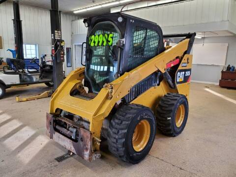 2015 Caterpillar 262d for sale at Sand's Auto Sales in Cambridge MN