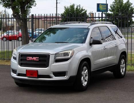 2015 GMC Acadia for sale at Avanesyan Motors in Orem UT