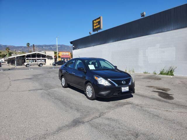 2017 Nissan Versa for sale at Silver Star Auto in San Bernardino CA