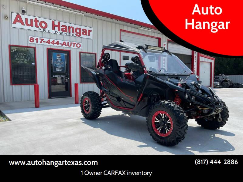 2017 Yamaha YXZ  1000R SS for sale at Auto Hangar in Azle TX
