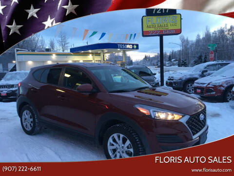 2019 Hyundai Tucson for sale at FLORIS AUTO SALES in Anchorage AK