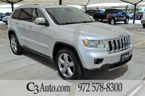 2011 Jeep Grand Cherokee for sale at C3Auto.com in Plano TX
