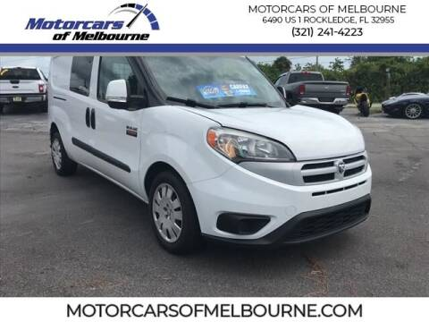 2016 RAM ProMaster City Wagon for sale at Motorcars of Melbourne in Rockledge FL
